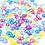 Thumbnail: Candy Mix of Swarovski® Flatback Crystals No Hotfix