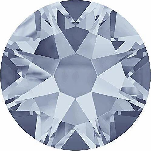 2000, 2058 & 2088 Swarovski® Flatback Crystals Non Hotfix Crystal Blue Shade