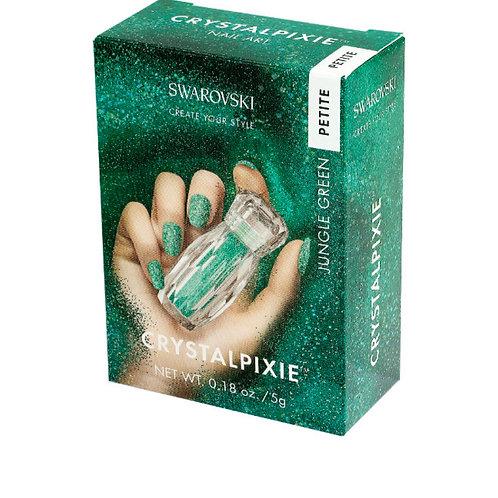 Swarovski Crystalpixie Petite - Jungle Green 5 grams