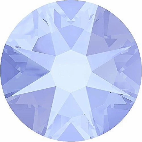 2000, 2058 & 2088 Swarovski® Flatback Crystals Non Hotfix Air Blue Opal