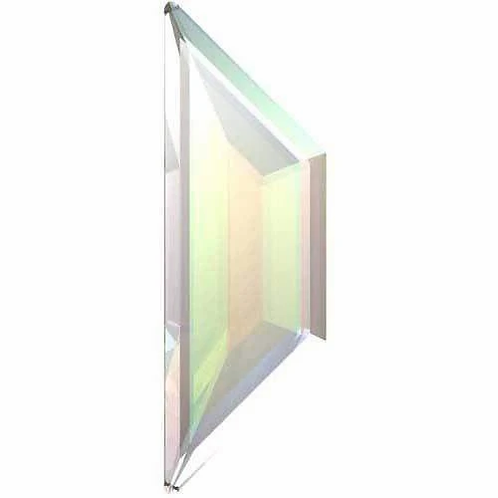 2772 Swarovski® Flatback Crystals Non Hotfix Trapeze