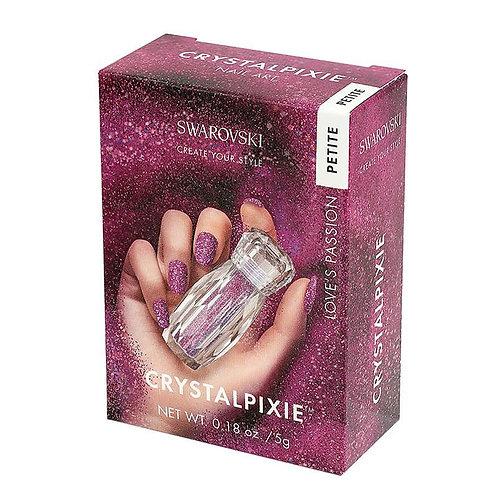 Nail Art Swarovski® Crystal Pixie™ Petite Loves Passion 5G Bottle