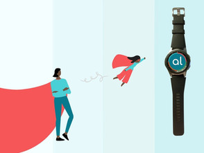 Wearables can give your team superpowers
