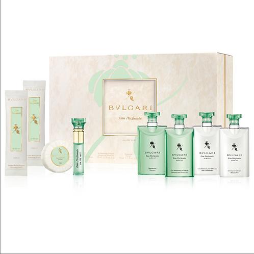 Coffret Bvlgari Eau parfumée au thé vert