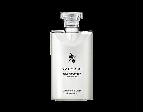 Lotion pour le corps Eau parfumée au thé blanc Bulgari
