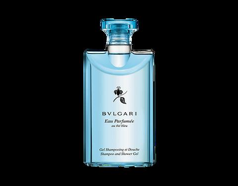 Shampoing et gel douche Eau parfumée au thé bleu Bulgari