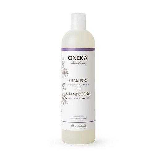 Shampooing Oneka Angélique et Lavande 500 ml
