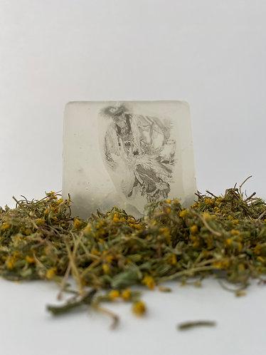 Grassdancer Art Soap #1