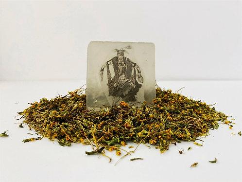 Grassdancer Art Soap #2