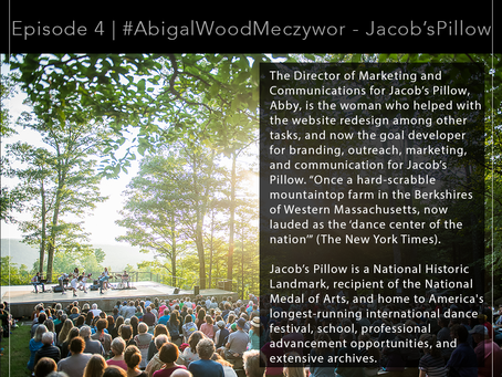 4 | #AbigailWoodMeczywor - Jacob's Pillow