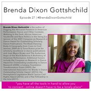 27 | #BrendaDixonGottschild
