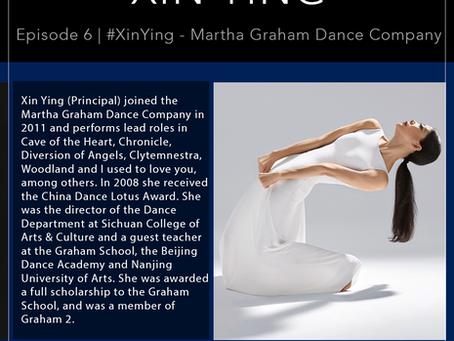6   #XinYing - Martha Graham Dance Company