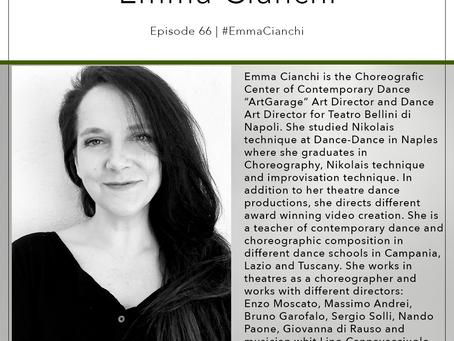 66 | #EmmaCianchi
