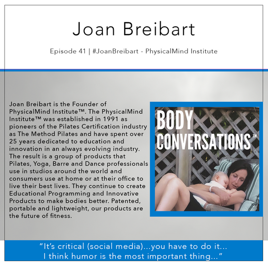 41   #JoanBreibart - PhysicalMind Institute