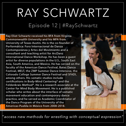 12   #RayEliotSchwartz
