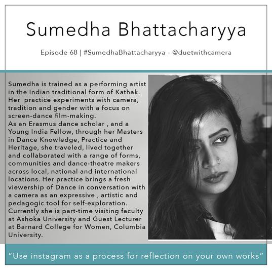 68   #SumedhaBhattacharyya - @duetwithcamera