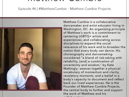 46 | #MatthewCumbie - Matthew Cumbie Projects