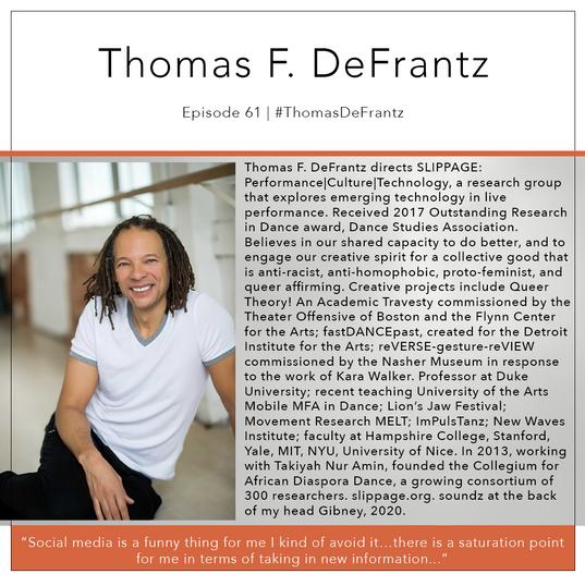 61   #ThomasDeFrantz