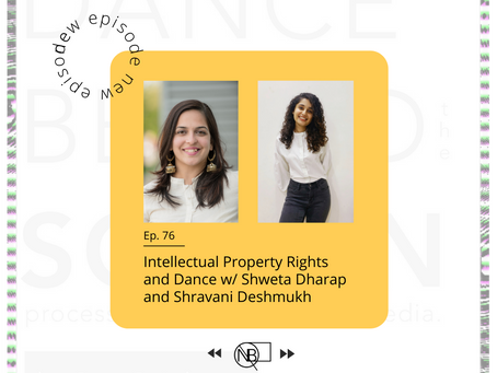 76 | Do You Know About Your Intellectual Property Rights in Dance?