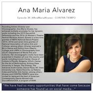 38 | #AnaMariaAlvarez - CONTRA-TIEMPO