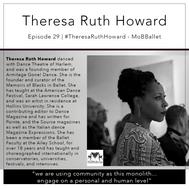 29 | #TheresaRuthHoward - MoBBallet