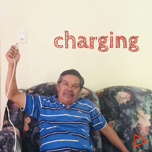 Charging by Wilber Mendoza