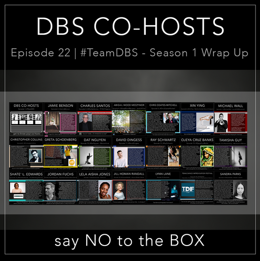 22   #TeamDBS - Season 1 Wrap Up