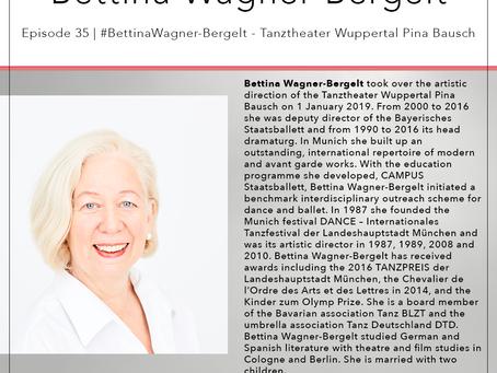 35 | #BettinaWagnerBergelt - Tanztheater Wuppertal Pina Bausch