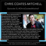 5 | #ChrisCoatesMitchell