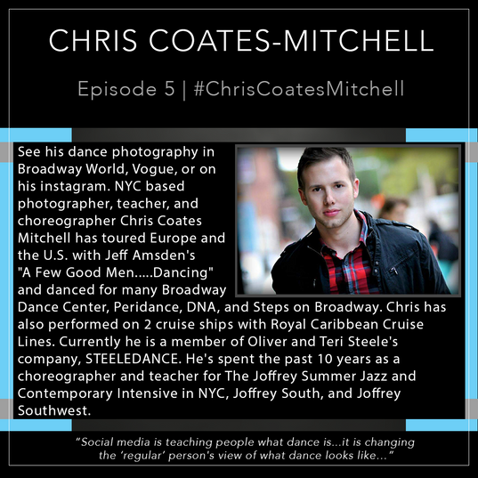 5   #ChrisCoatesMitchell