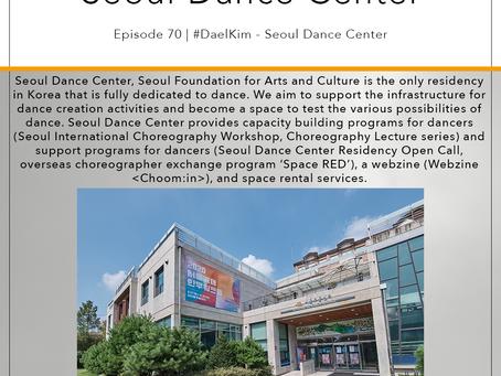 70 | #DaelKim - Seoul Dance Center