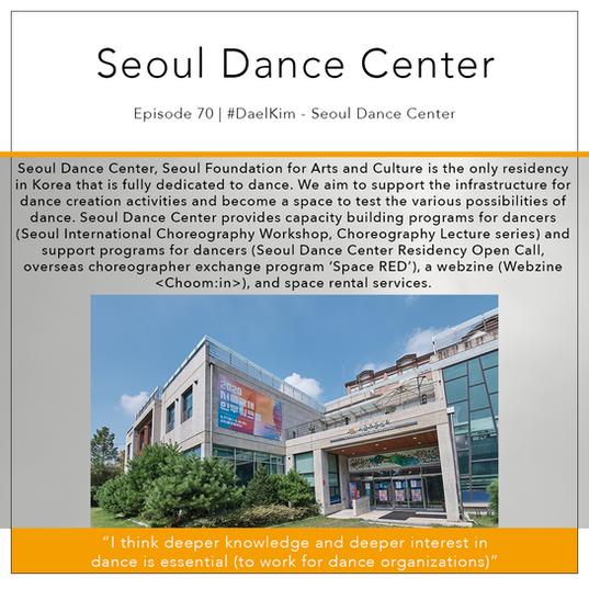 70   #DaelKim - Seoul Dance Center
