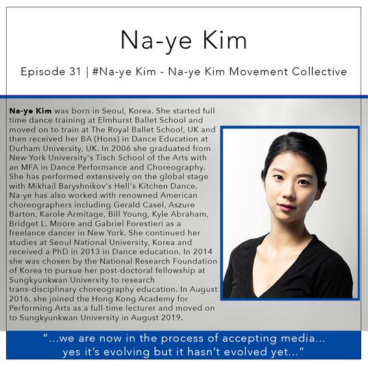 31   Na-yeKim -  Na-ye Kim Movement Collective
