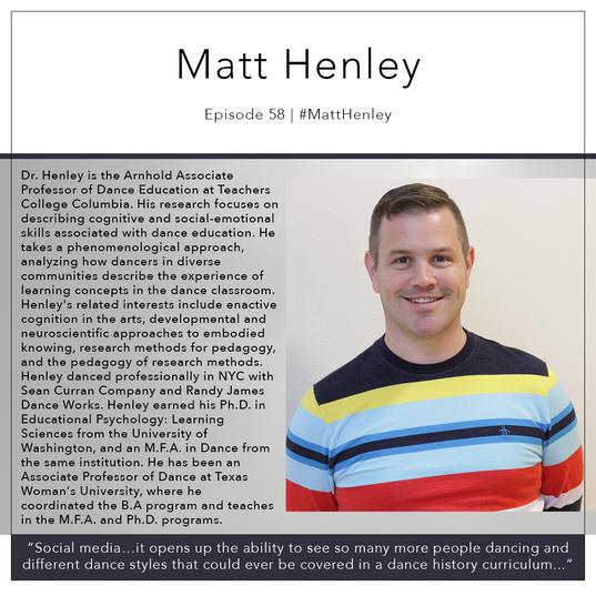 58   #MattHenley