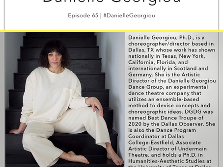 65 | #DanielleGeorgiou