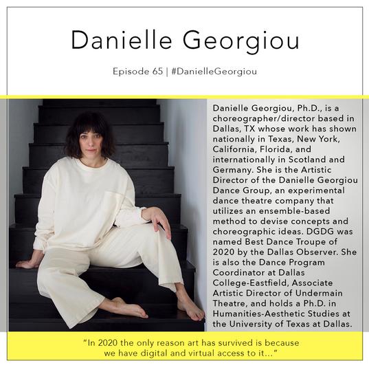 65   #DanielleGeorgiou