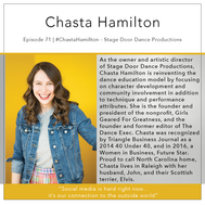 71 | #ChastaHamilton - Stage Door Dance Productions