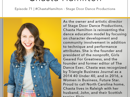71 | #ChastaHamilton - Stage Door Dance Productions