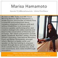 73 | #MarisaHamamoto - Infinte Flow Dance