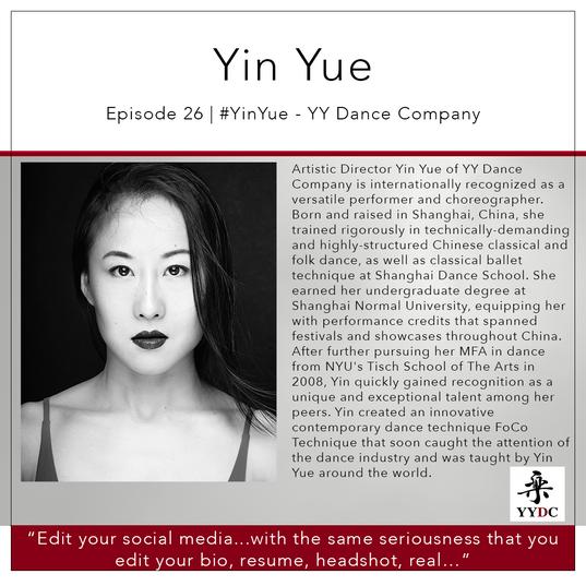 26   #Yin Yue - YY Dance Company