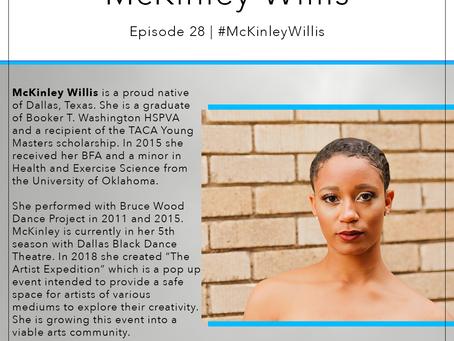 28 | #McKinleyWillis