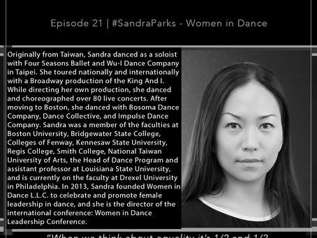 21 | #SandraParks - Women In Dance