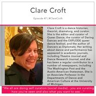 47 | #ClareCroft