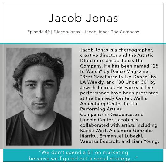 49   #JacobJonas - Jacob Jonas The Company