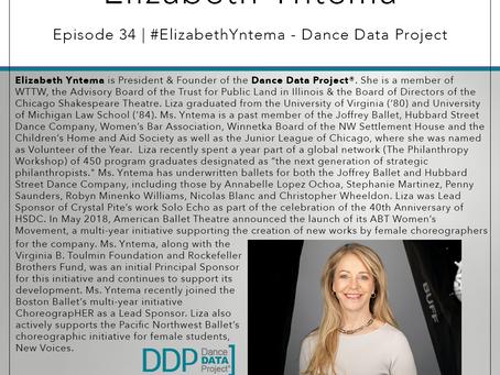 34 | #ElizabethYntema - Dance Data Project