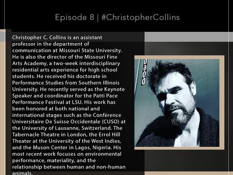 8 | #ChristopherCollins
