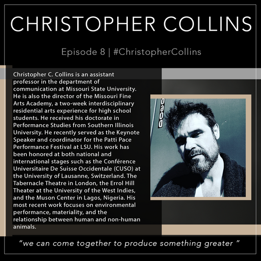 8   #ChristopherCollins