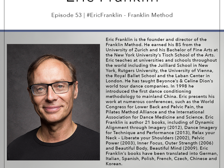 53 | #Eric Franklin - Franklin Method