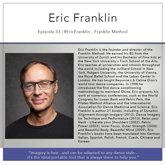 53   #Eric Franklin - Franklin Method