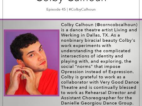 45 | #ColbyCalhoun